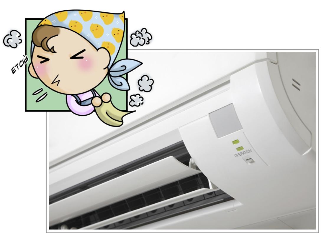 Pulire il climatizzatore a casa arieggiare for Climatizzatore casa