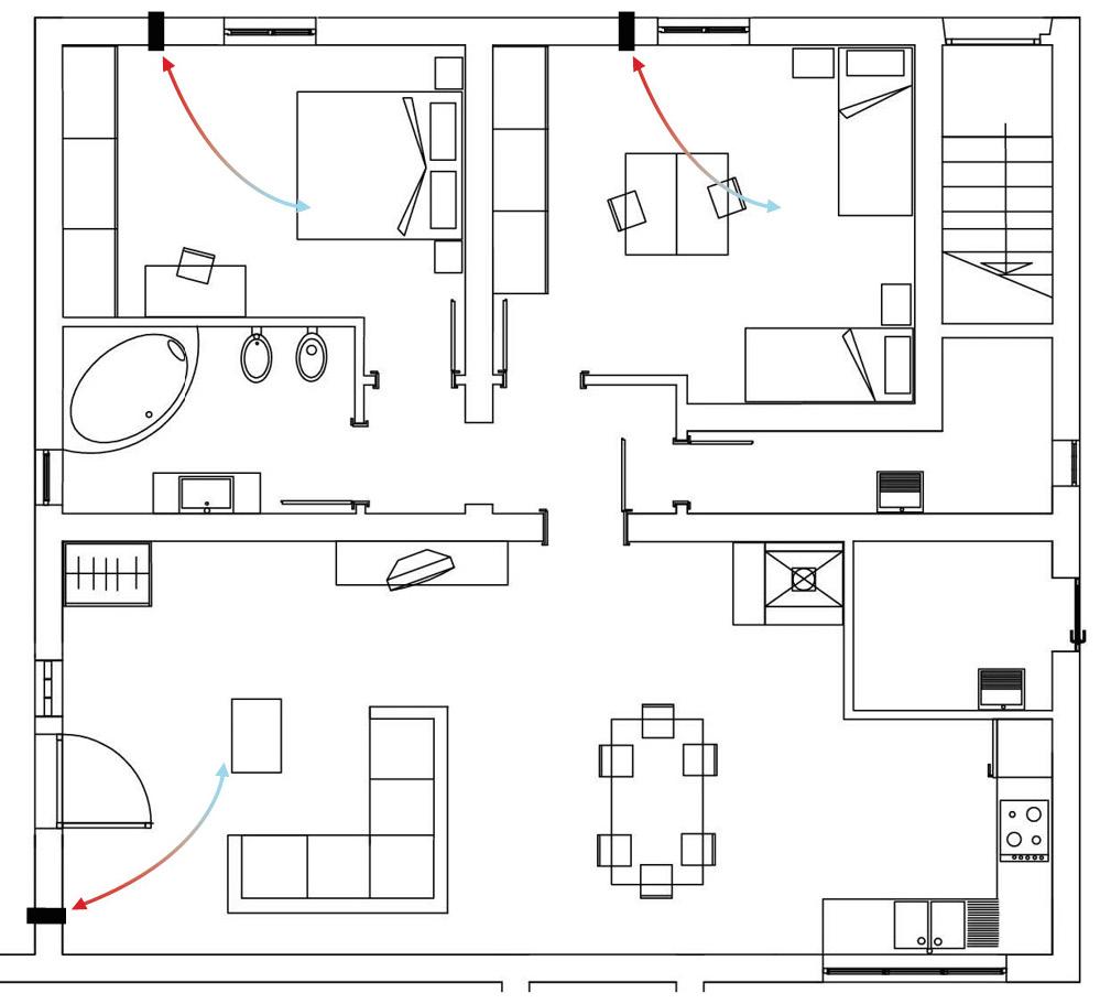 Recuperatori di calore stanza singola - Condizionatori detrazione 2017 ...